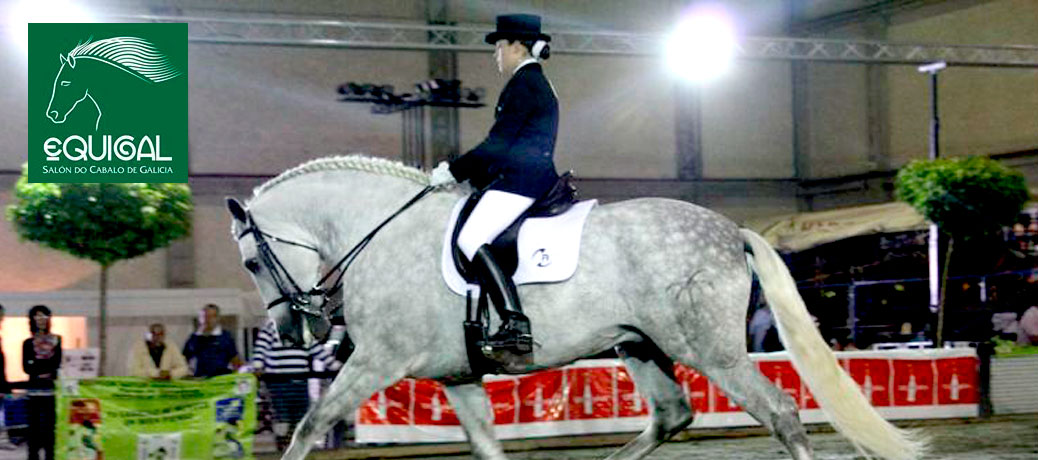 Equigal Salón Cabalo Galicia